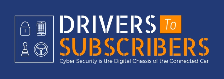 Connected car cyber security  is the digital chassis of the connected car